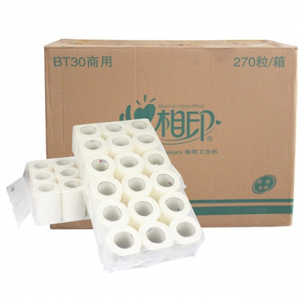 青岛商用二层卫生纸